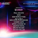 Cosmic Gate - A State of Trance 650 Miami (UMF) - 30.03.2014