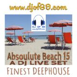 AbSoulute Beach 15 - Finest Deephouse