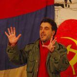 Gabriel Mazzarovich en el lanzamiento de campaña 1001 del Cerro