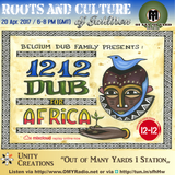 Africa, Famine Now. NGO 1212 provides food & Medical aid with the help of the Belgian Dub Community