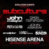 Subculture 2015 Warm Up