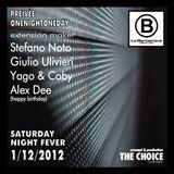 AlexDeeDj Since1994 @ Live Set CLUB LA BARCACCINA Privee - THE CHOICE Party