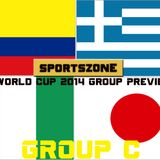 Sportszone's World Cup 2014 Preview: Group C