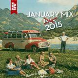 MANSTA January 2015 Mix