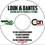 Louk + Dantes - Premonition vs Liquid Pulse Boxing Day 2014 CD Giveaway