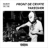 Front de Crypte Takeover #1