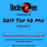 2017 Top 40 Mix - Vol. 2