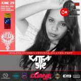INTERNATIONAL DJANE FEST - Djane Katharsis