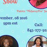 The MsSavvyPro Show Guest Tonya Woodbridge & Teresa S. McCurry