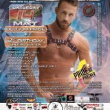 Jon Frost - Live at Revelation 2nd Birthday/Belgium Pride -  14.05.16