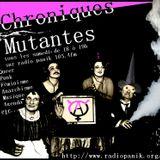 Dj Klectik CHRONIQUES MUTANTES MIX (Avril 2016)
