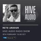 Hive Audio #018 - Reto Ardour