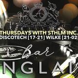 Wilke [STHLM INC.]  livesession Bar Anglais 16.04.14