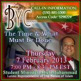Abel Muhammad - The Time & What Must Be Done - Covering the situation between Black and Brown people
