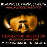 SAMPLE EXAMPLE SHOW: #MisdemeanorInDaMix #PureBeats #OldSchool #HipHop