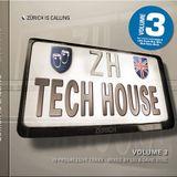 David Steel - Zürich Is Calling - Chapter 3:Tech House [2003]