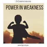 Beware of Foolish Boasting (2 Corinthians 10 – 11)