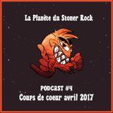 Podcast #4 - Sorties et coups de cœur du mois d'avril 2017