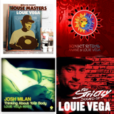 4 Tracks from The House Legend Louie Vega