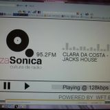 Clara Da Costa Jacks House  13/04/12 Ibiza Sonica Radio