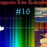 Magazine Live #16 RadioShow Dj_Rafi_Ft_Dj_Gaunt Live Vox-Panama 103.7Fm