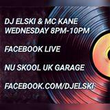 Dj Elski & Mc Kane - Facebook Live 01.08.18