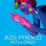 SurLeFil 9Juillet2015 Midi-Pyrénées Fait son Cirque en Avignon, Marc Fouilland, CIRCA