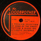 Atlantic Records Rhythm & Blues Selection