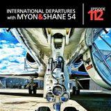 International Departures 112