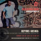 Deep Vibes pres. MIAUDIO Showcase - Guest Elektromekanik - 05.07.2015 (Ibiza Global Radio)