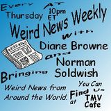 Weird News Weekly August 22 2013