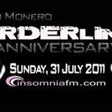 Suffused - Borderliner Anniversary (31-July-2011) on InsomniaFM