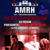 The New Star Generation RadioShow UK Session (January 2015)