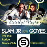 Slam Jr b2b Goyes