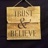 Trust & Believe # 2
