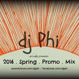 2016 Spring Promo Mix