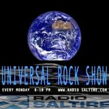 UNIVERSAL ROCK on Radio Saltire with Mitch Stevenson - Monday 3rd December 2018