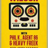 Greg Wilson - Live @ New Guernica, Melbourne (10-03-2013)