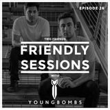 2F Friendly Sessions, Ep. 26 (Includes Young Bombs Guest Mix)