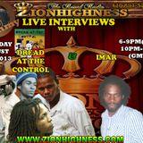 IMAR LIVE INTERVIEW WITH DJ JAMMY ON ZIONHIGHNESS RADIO 08-06-13