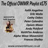 Playlist #175 Sponsored by Faith Angelina