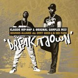 Break It Down Vol 1 - classic hip hop and original samples