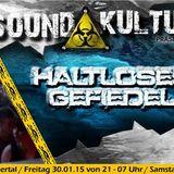 K-Freak @  Haltloses Gefiedel Wuppertal 31 Jan 2015