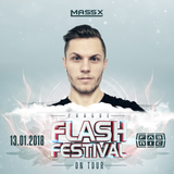 MASSX - ★ Prague FLASH Festival on tour ➣ Fabric Ostrava ★