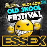 GSK aka Essex - Oldskool Festival  LIVE