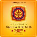 Dora Herrmann - Truesounds presents Sascha Breamer warm up mix