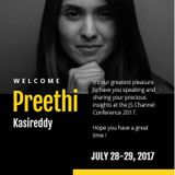 Preethi Kasireddy talks about the Blockchain and Bitcoin