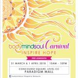 BodyMindSoul Carnival 2018 Inspire Hope on AFO LIVE