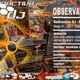 RADIOACTIVO DJ 41-2017 BY CARLOS VILLANUEVA