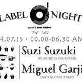 SZBKLabelnight001 - MiguelGarji in da Mix